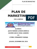 Plan de Marketing-pele