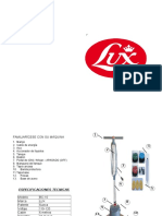 Manual Bc-10 Lux Tanq