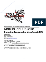 Manual Megasquirt2
