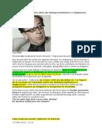 Ismail Kadarè Islamizmi Eshte Nje Fatkeqesi Kombetare e Shqiptareve
