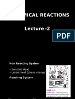 Ramadan Youssef Sakr Moustafa_lecture 2-Chemical Reaction