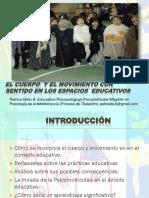 201205220928270.El Cuerpo y El Movimiento Patricia Nieto