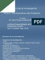 B Segunda Clase de Metodologia Actualizada Prof Morales