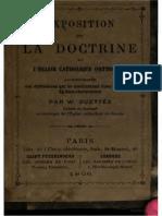 Exposition de La Doctrine Orthodoxe