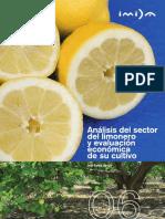 Análisis Del Sector Del Limonero y Evaluación Económica de Su Cultivo DIVULGACIÓN TÉCNICA
