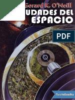 Ciudades Del Espacio - Gerard K ONeill