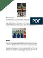 Fundamentos de Voleibol