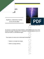 Teoria de La Electricidad