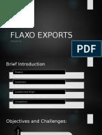 Flaxo Exports Animated