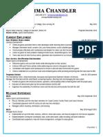 coverletterpractice resume