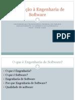 Introducao a Engenharia de Software