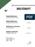 Voltcraft Vc 830
