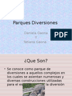 Parques Diversiones