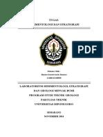 Cover Sedimentologi Stratigrafi