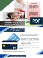 Informe Tarjeta de Credito