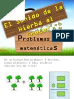 PROBLEMAS DE MATES_INFANTIL (EL SONIDO DE LA HIERBA AL CRECER)