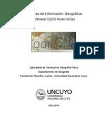 Tutorial QGIS 1. Laboratorio de Técnicas en Geografía Física