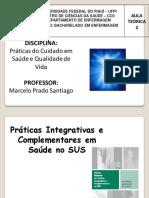 UFPI - Práticas Cuidado - Aula 2 - PNTCS