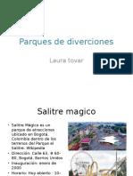 Parques de Diverciones