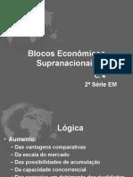 Blocos Economicos Regionais