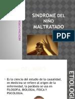 Sindrome Del Niño Maltratado No.8