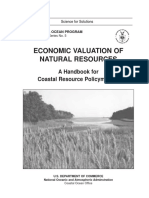 Economic Valuation Natural Resources Web