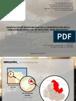 Analisis de Amenazas, San Rafael de Mucuchies