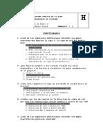 Cuestionario 2 - Redes II
