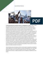 Argentina Gambina Economía