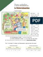 Ficha Informativa Determinantes