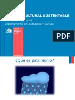 Rc Presentacion Turismo Sustentable PatrimonioCNCA