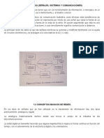 La Capa Fisica (Señales, Sistemas y Comunicaciones)