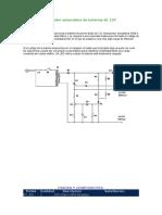 Cargador Automático de Baterías de 12V