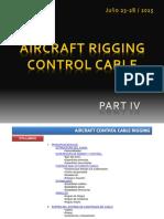 Aircraft Control Rigging