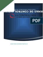 Monografia de Normas de Control Interno