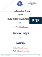 S M C 5 - TD Chimie Théorique .pdf