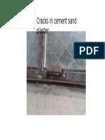 Cracks in cement sand plaster.pptx