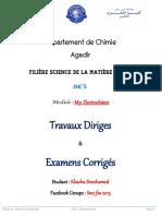 S M C 5 - TD & Examen M31 Electrochimie .pdf