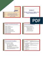 CE2601 Masonry Design Lecture 2(1)