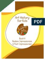 Art History for Kids Sample