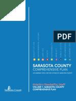 Sarasota County Comprehensive Plan - Transmittal Draft - Volume 1