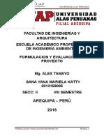 Capitulo-3 Herramientas de Formulacion de Proyectos