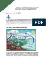 El Programa Hidrológico Internacional