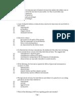 TB1 Chapter 4- Study Guide Progress Test 1