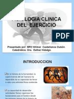 4-Fisiologia Clinica Del Ejercicio