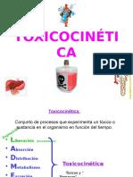 Toxicocinetica y Dinamia