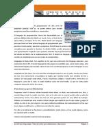 Tutorial Pascal Procedimientos y Funciones