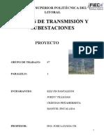 Proyecto de curso de lineas de transmision