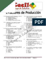 E-factor de Producción