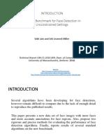 FDDB Present